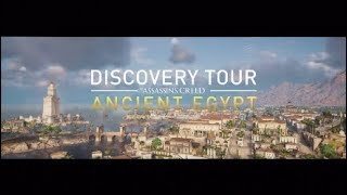 Assassin's Creed Origins | Assassin's Creed Egypt | Discovery Tour Preview