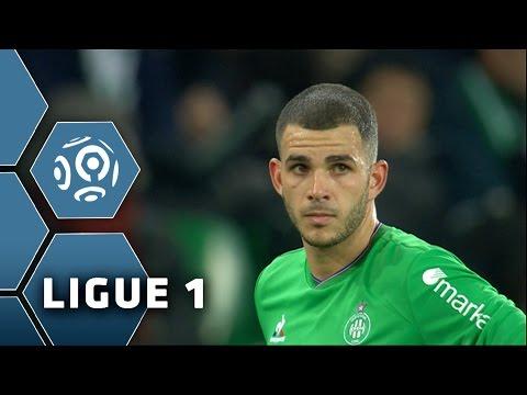 AS Saint-Etienne - Stade Rennais FC (1-1)  - Résumé - (ASSE - SRFC) / 2015-16