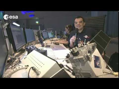 Rosetta wake-up media briefing at ESOC - Part 2