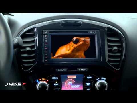 Индивидуальность Nissan Juke