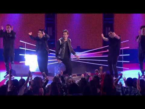 Austin Mahone - Mmm Yeah (Radio Disney Music Awards 2014)
