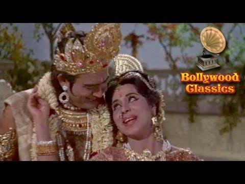 Kanhaiya O Kanhaiya - Lata Mangeshkar & Manna Dey Classic Duet - Raja Aur Rank video
