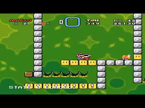 ProtonJon Plays Enigmatic Mario Stage3 Part1
