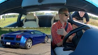 KANSAS POLICE PULL OVER LAMBORGHINI OWNER WITH NO LICENSE OR INSURANCE!!!