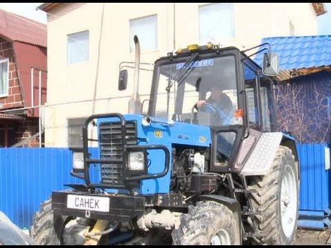 На тракторе к Черному морю, или Крымские каникулы свердловчанина