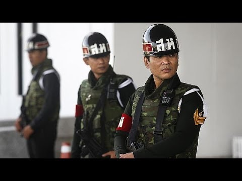 Thai general declares martial law