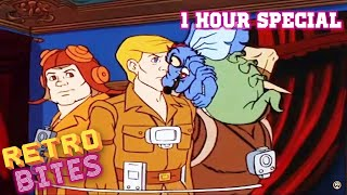 Ghostbusters | 1 Hour Compilation | TV Series | Full Episodes | Cartoons For Children