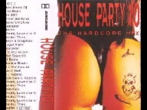 Charly Lownoise & Mental Theo & The DarkRaver  @ House Party 10   The Hardcore Mix 1994
