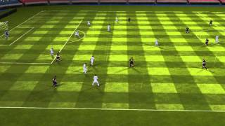 FIFA 14 Android - FC Barcelona VS Real Madrid