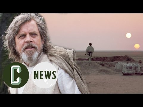 Star Wars - Is Mark Hamill Done After Episode VIII?