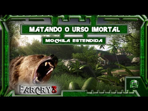 Onde Matar o Urso Imortal (Mochila Estendida)