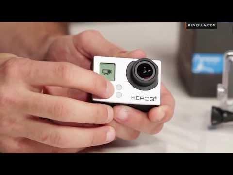 GoPro Hero3+ Black Camera Review & Comparison at RevZilla.com