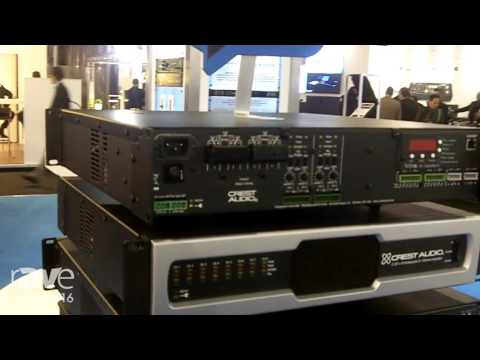ISE 2016: Peavey Introduces the CKd and Ci Amplifiers