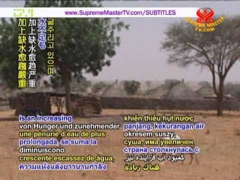 SAVE OUR PLANET -  Increasing water shortage in Niger