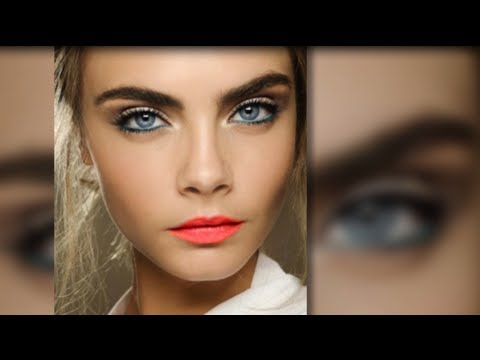 Cara Delevingne Makeup Tutorial - The Beauty Beat!