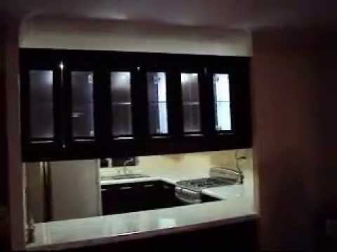 Cocina con luces led youtube - Luces led para cocinas ...