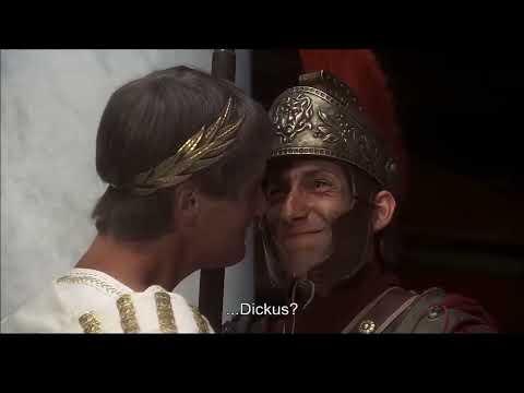 Biggus Dickus - Monty Python Life of Brian