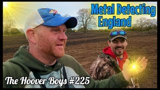Metal Detecting in England for Lost Treasures