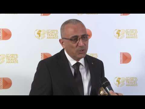 Saad Eldahhar, general manager, Millennium Hotel Fujairah