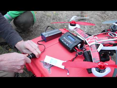 The Pronto: Fast-charge Battery Pack video