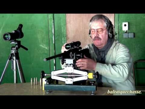 La carabine Remington 783 cal 270 Winchester