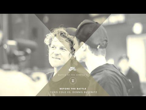 BATB X | Before The Battle: Chris Cole vs. Dennis Busenitz
