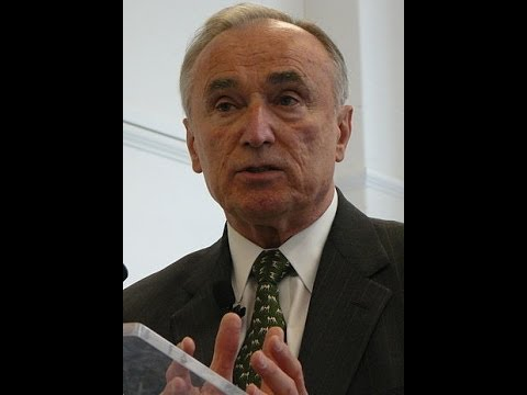 HSMI Board of Advisors Member William Bratton: and Zachary Tumin - Collaborate or Perish1