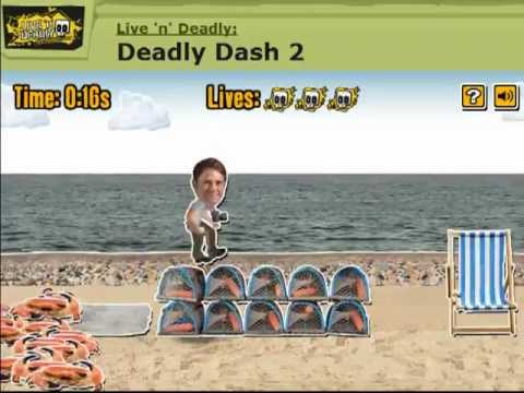 Deadly Dash 2 - CBBC