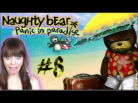 LEVEL ME UP - Naughty Bear #8