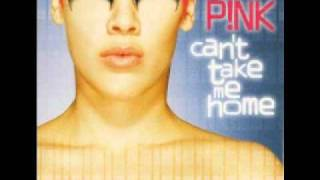 Watch Pink Let Me Let You Know video