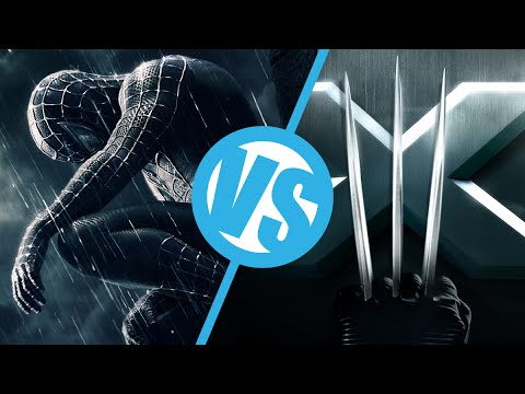 Spider-Man 3 VS X-Men: The Last Stand : Movie Feuds ep85