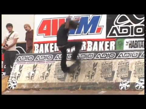 "Dylan Reider Torey Pudwill SYN Skateboard Archives ""DAMN AM SKATEBOARD CONTEST 2003"""