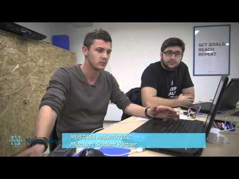 Networks: Microsoft IoT Hackathon