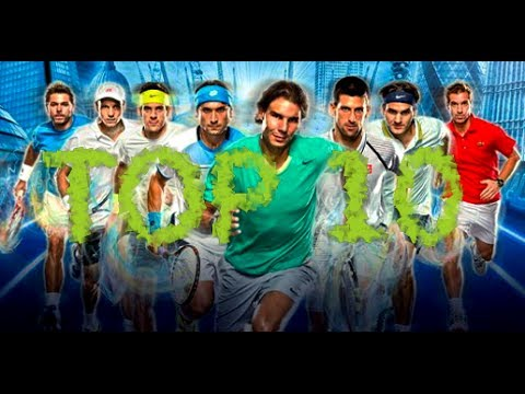 Top 10 Points Barclays ATP World Tour Finals 2013 HD