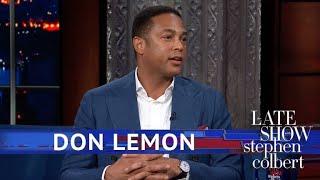Don Lemon Defends CNN