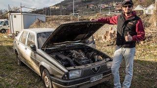 Project 75: Dal pollaio alla pista (parte 1) - Davide Cironi Drive Experience (SUBS)