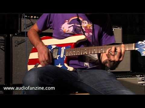 Fender Sratocaster Wayne Kramer Signature Video Demo [NAMM 2011]