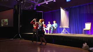 Another Anime Convention 2017: Dating Game 18+ Part one