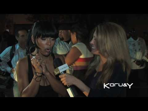 Kavita Channe interviews Megan Goode & Solange Knowles...
