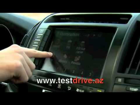 Toyota Land Cruiser 200   Тест драйв    www drive portal ru