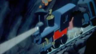 """Casey Jr (HQ) Dumbo Scenes including """" I think I can ! """""""