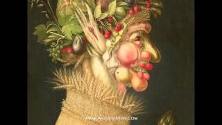 Famous Giuseppe Arcimboldo Paintings