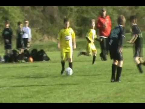 Trevor Mrochek Soccer Highlights