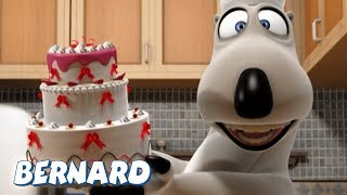 Bernard Bear | The Cook AND MORE | 30 min Compilation | Cartoons for Children