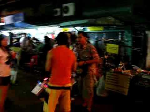 kao san road bangkok