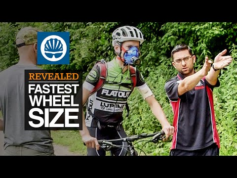 26in/27.5in/29in - What's The Fastest MTB Wheel Size? - Part 2