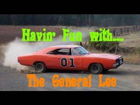 GTA 4: Havin' Fun with The General Lee!