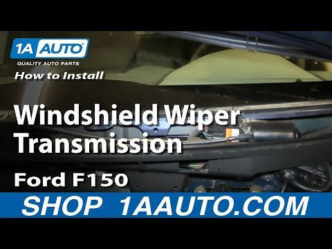 how to change windshield subaru outaback