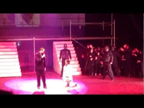(Javier Tovar) Pilatos y Cristo-Jesucristo Super Estrella Chihuahua 2013