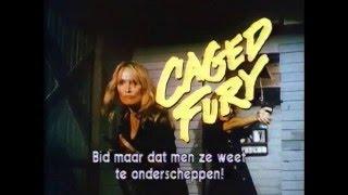 Caged Fury 1983 (Dutch VHS trailer)